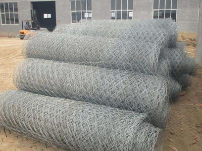 边坡石笼网卷
